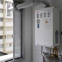Manutenção de aquecedor a gás sp