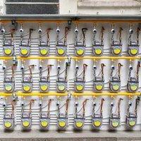 Medidor de consumo de gás glp