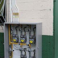 Aparelho medidor de gases