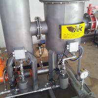Queimador de biogás