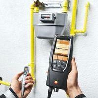 Analisador de gases de combustão portátil