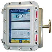Analisador de gases portátil