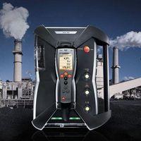Análise de gases e particulas