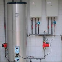 Empresa de instalação de aquecedor a gás
