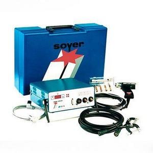 máquina de soldar por descarga capacitiva