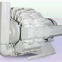 Ventiladores para aspiração de gases