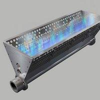 Queimador infravermelho elétrico